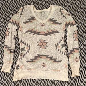Comfy Boho Sweater